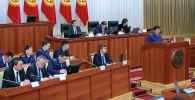 Прокуратура органдарынын жасаган иштерин башкы прокурор Өткүрбек Жамшитов өзү баяндады.