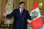 Экс-президент Перу Алан Гарсия. Архивное фото
