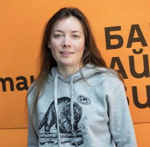 Заместитель директора департамента экспертно-аналитической проектной работы исполнительной дирекции Русского географического общества Рита Сиразова