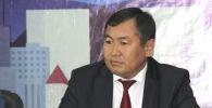 Экологиялык жана техникалык коопсуздук боюнча мамлекеттик инспекциясынын директору Жолдошбек Жунушев