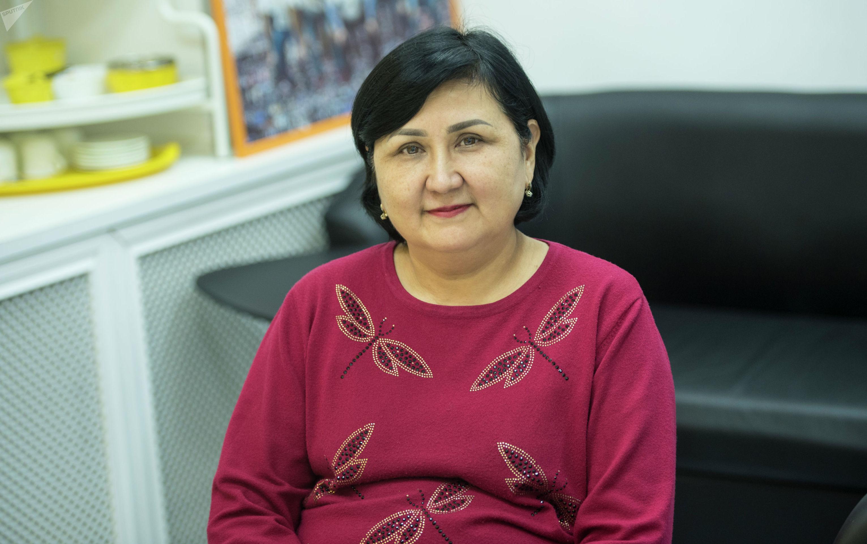 Гинеколог-эндокринолог Национального центра охраны материнства и детства Орунгуль Омошева