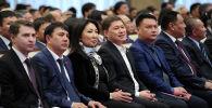 Кыргызстандын мурунку премьер-министри Сапар Исаков. Архив