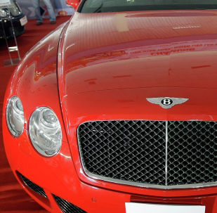 Bentley. Архивдик сүрөт