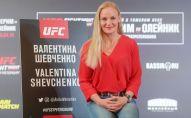 Спортсменка из Кыргызстана, чемпионка UFC Валентина Шевченко. Архивное фото