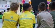 Первый национальный отборочный этап Всемирных детских игр победителей для ребят, победивших онкозаболевания