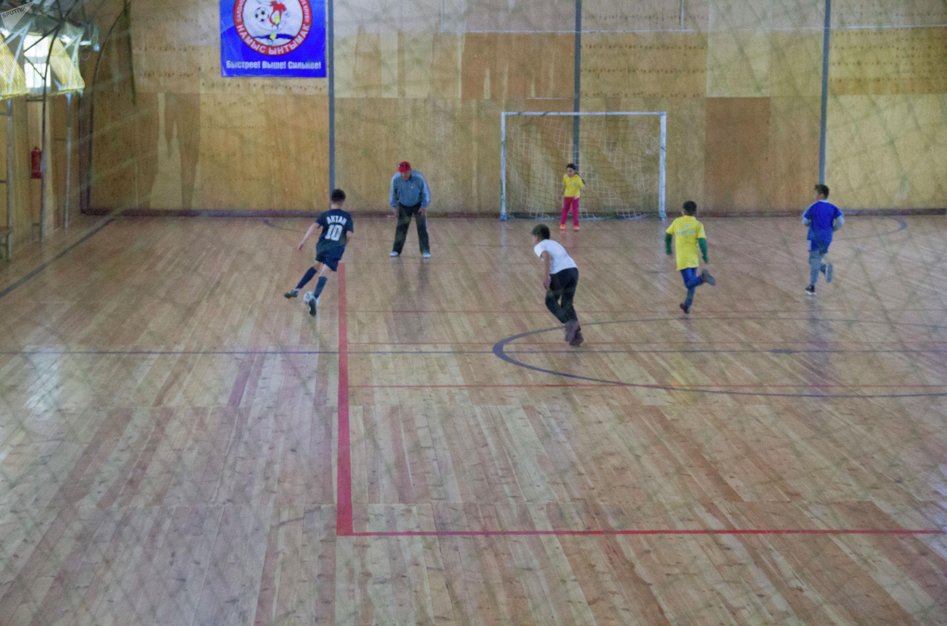 В Бишкеке 20 апреля состоялся первый национальный отборочный этап Всемирных детских игр победителей для ребят, победивших онкозаболевания