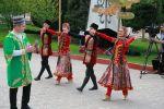 Ош шаарындагы маданий фестивалы. Архив