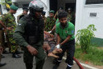 Взрывы в церквях и отелях в Коломбо. Шри-Ланка