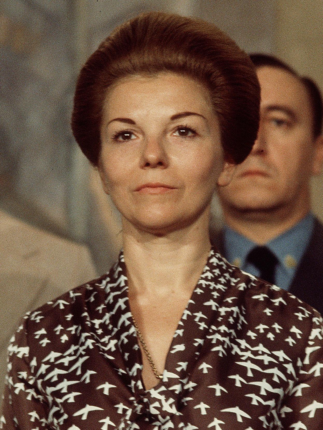 Бывший президент Аргентины Мария Эстела Мартинес де Перон