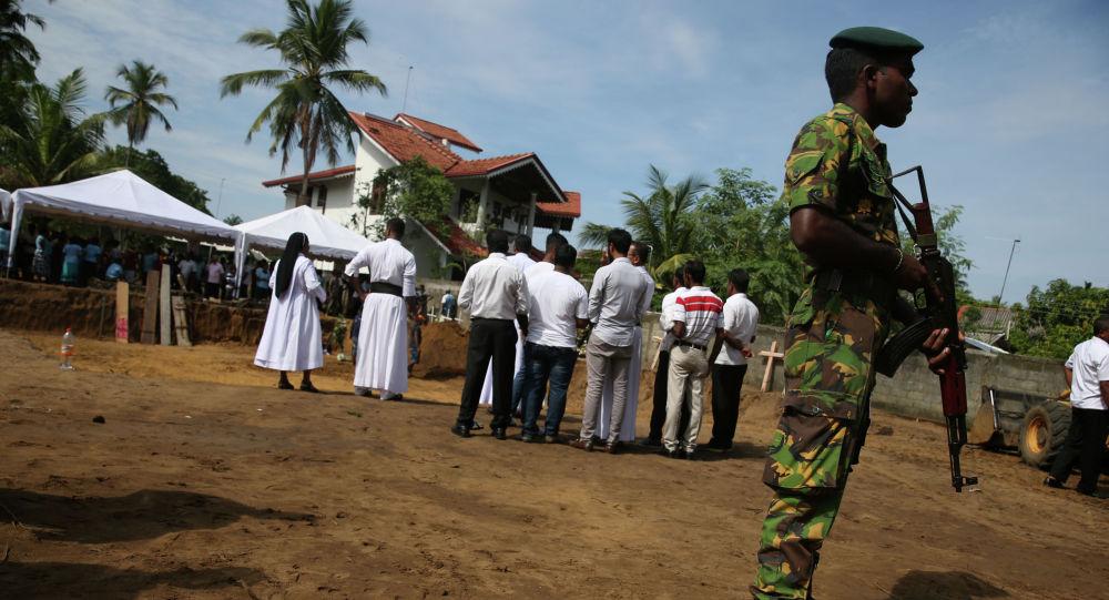 Шри-Ланканын аскер кызматкерлери