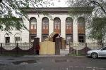 Здание комплекса-лицей № 1 имени Чингиза Айтматова. Архивное фото