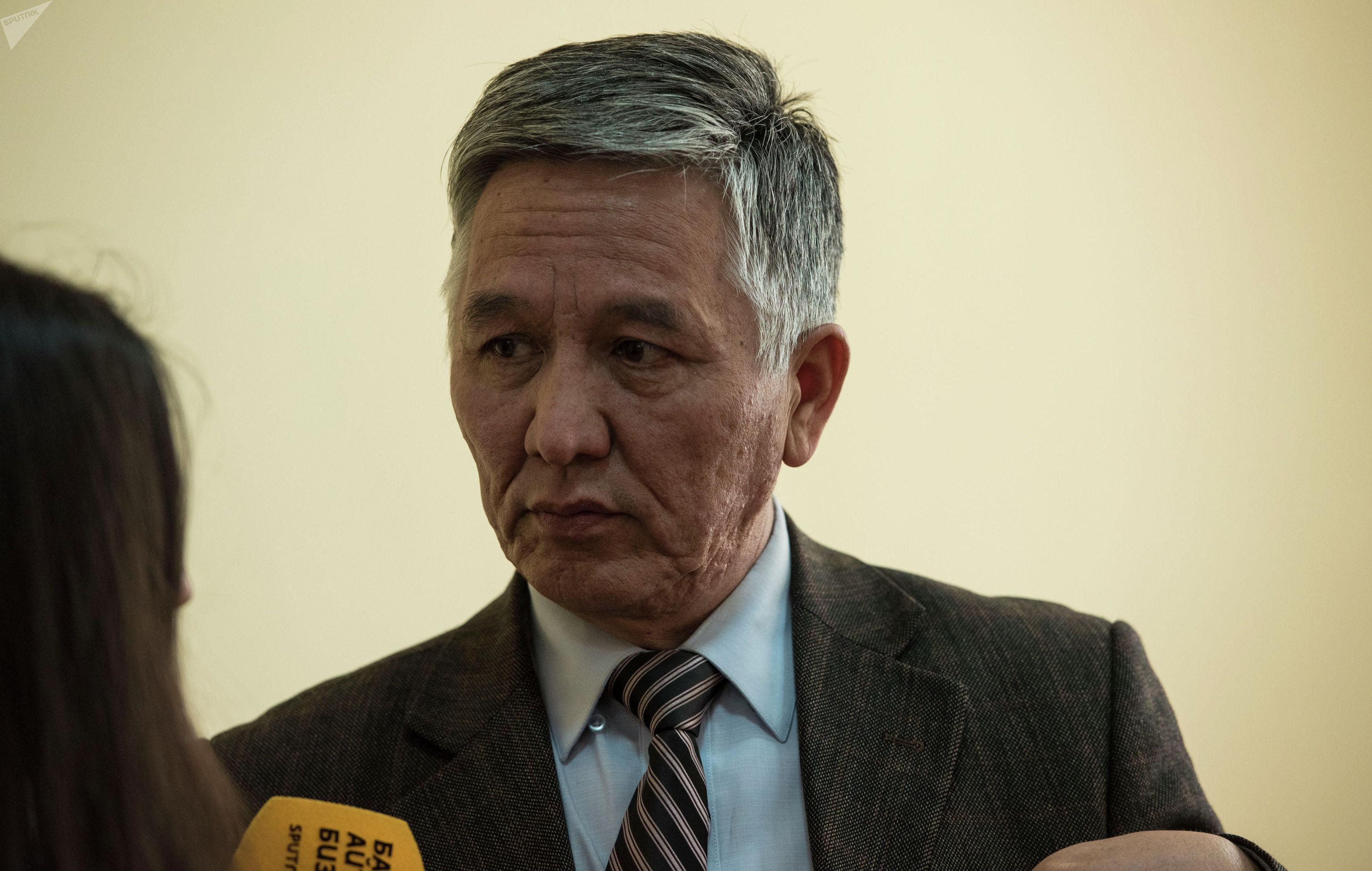 Кыргызстанец Абди Джекишев