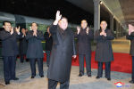 Глава Северной Кореи Ким Чен Ын отправляется с визитом в Россию. 23 апреля 2019 года