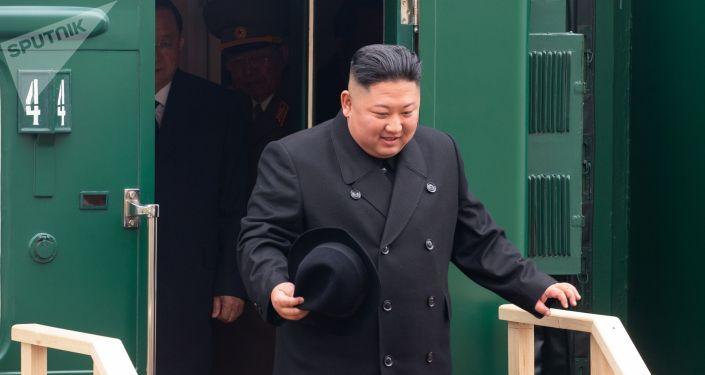 Түндүк Кореянын башчысы Ким Чен Ын