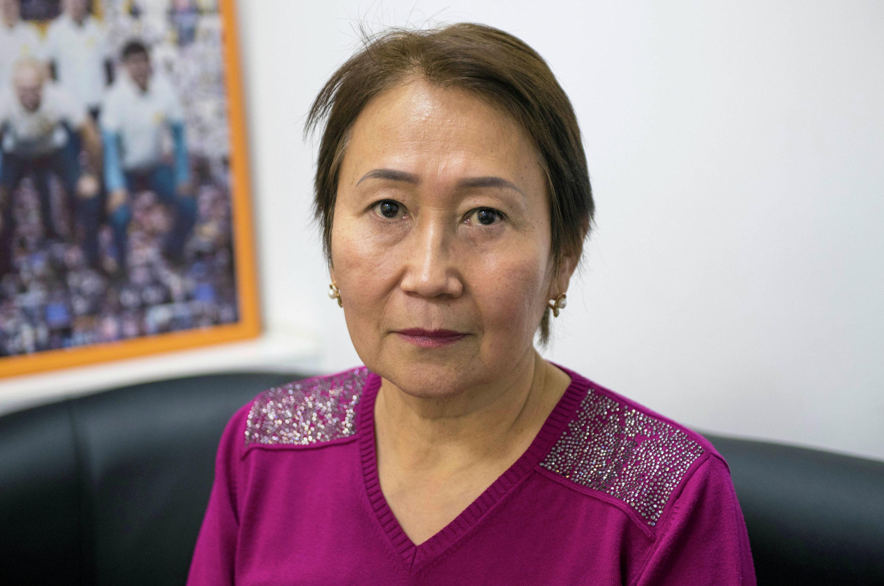 Акушер-гинеколог Национального центра охраны материнства и детства Ордокова Анара