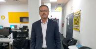 Бишкек жүргүнчүлөр автотранспорт ишканасынын эксплуатация бөлүмүнүн башчысы Сатыбалды Хакимов