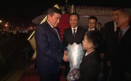 Президенти Сооронбай Жээнбеков бүгүн, 25-апрелде, жумушчу сапары менен Кытай Республикасынын Пекин шаарына барды.