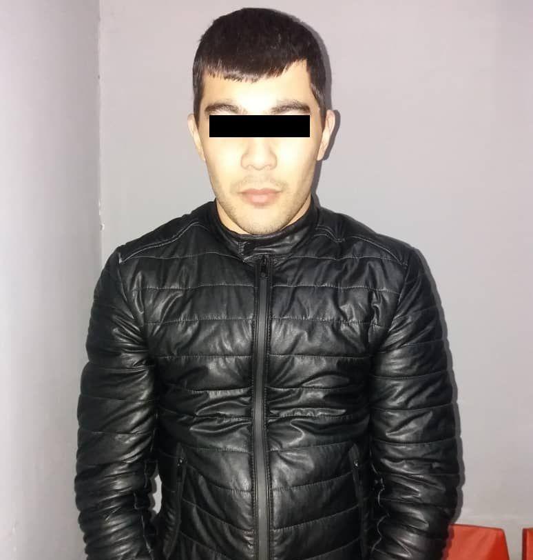 Задержанный по подозрению в подготовке террористического подполья и вооруженного джихада в Кыргызстане