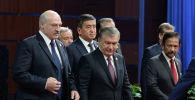 Президент Сооронбай Жээнбеков экинчи жолу өтүп жаткан Бир алкак — бир жол форумуна катышты