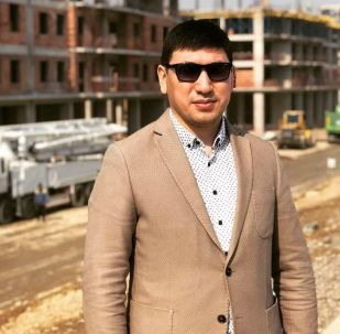 Кыргызстандыкн ишкер Мирлан Акжигитов