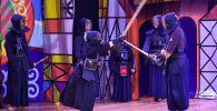 В Бишкеке прошел фестиваль японского боевого искусства кэндо