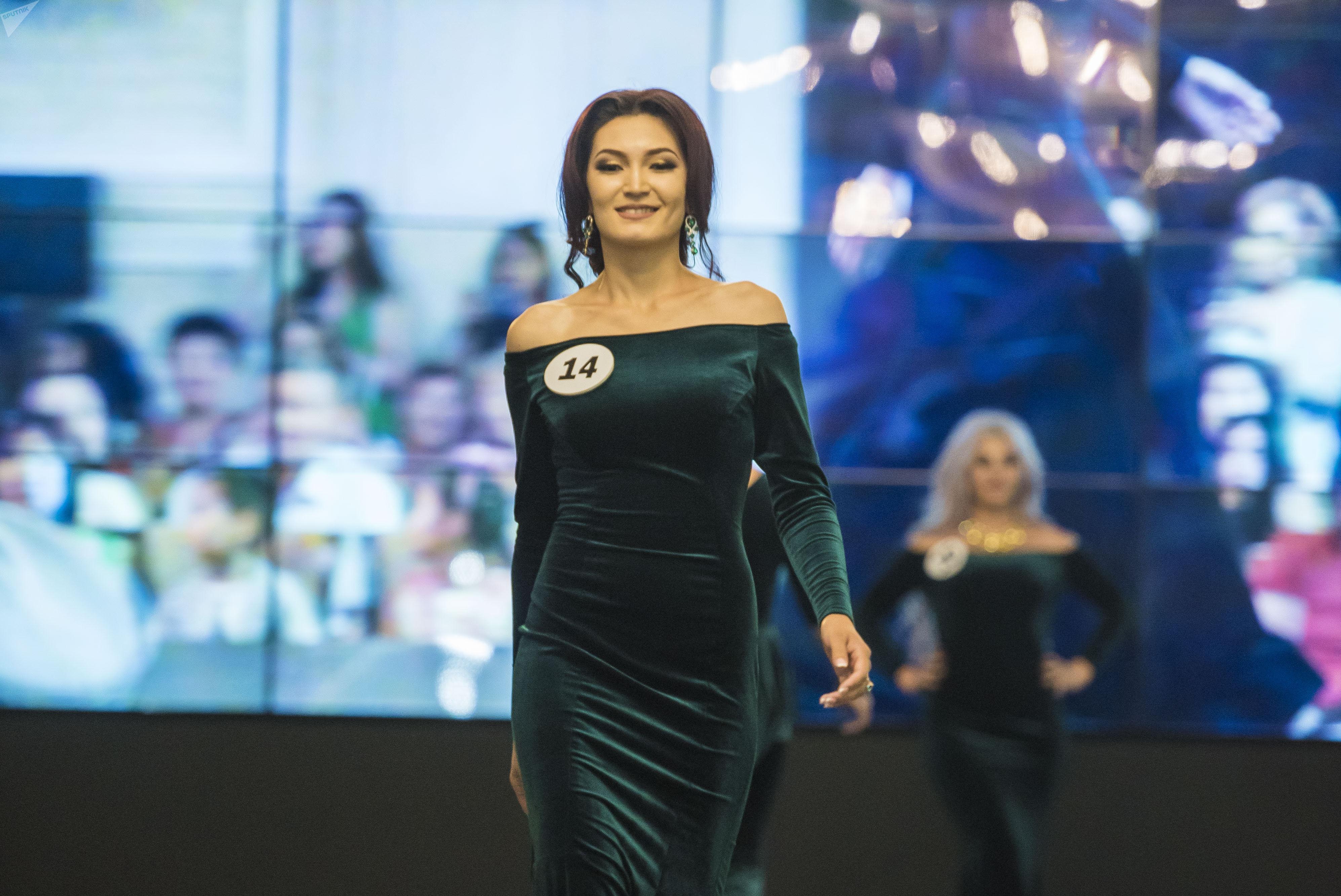 Обладательница титула Миссис Кыргызстан — 2017, Назик Сагынбекова