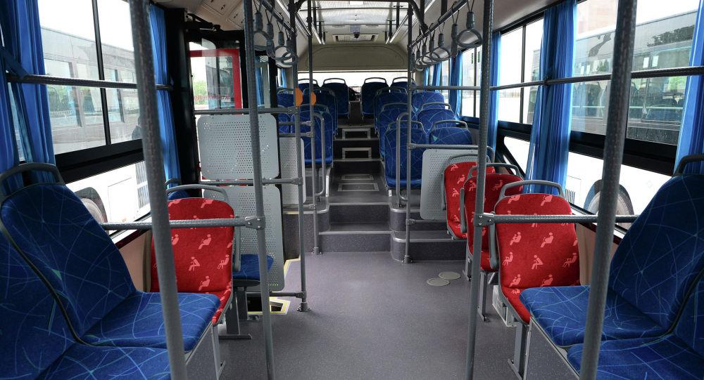 Новые газомоторные автобусы из Китая для мэрии Бишкека. Архивное фото