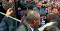 Окуя Стад де Франс стадионунда жеңүүчүлөрдү сыйлоо учурунда болгон. Анда Неймардын Пари Сен-Жермен клубу пенальти эсеби менен Реннага утулуп калган.