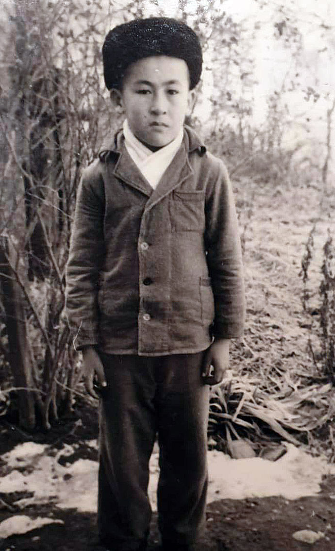 Детство доктора медицинских наук, кардиохирурга Калдарбека Абдраманова