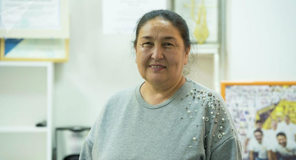 Агроном, региональный менеджер по развитию сельскохозяйственных инициатив в одном из банков страны Дария Тогузбаева. Архивное фото