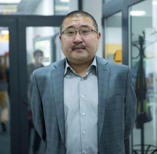 Бишкек жүргүнчүлөрдү ташуучу автотранспорт муниципалдык ишканасынын жетекчиси Нурлан Койчубаков