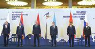Премьер-министры стран ЕАЭС на заседании Евразийского межправительственного совета в Ереване