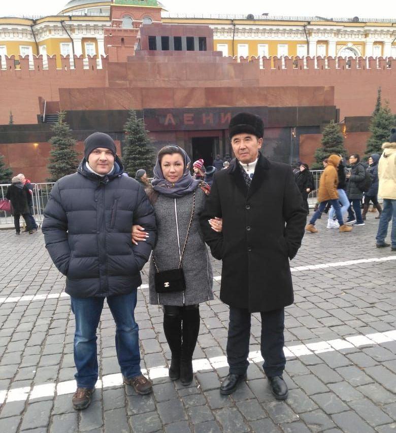 Россиянка Наталья нашла отца Ишенбека Абыкеева спустя 32 года