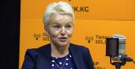 Эксперт ЮНЕСКО по образованию Наталья Корякина