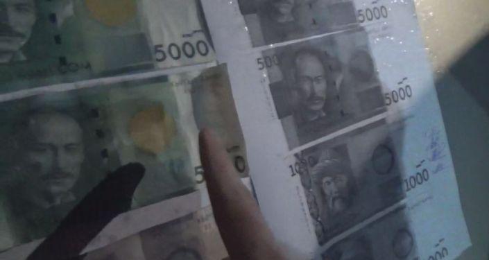 В Бишкеке задержан главный специалист управления Соцфонда Свердловского района