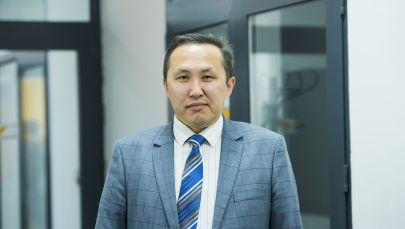 Заместитель председателя Государственного комитета информационных технологий и связи КР Эшмамбет Аматов. Архивное фото