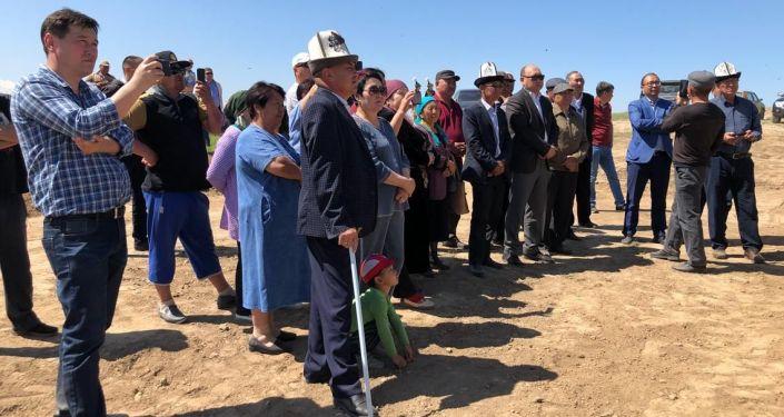 В Бишкеке началось строительство санитарного полигона
