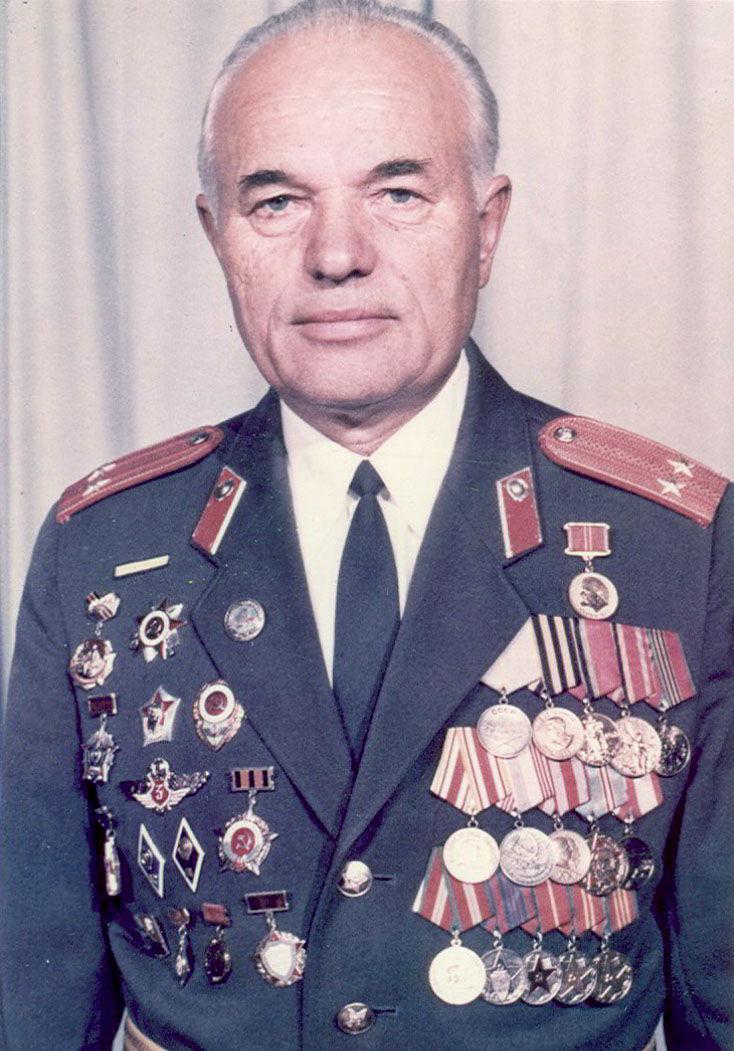 Ветеран ВОВ Конченков Иван, который воевал с 15 лет в партизанском отряде