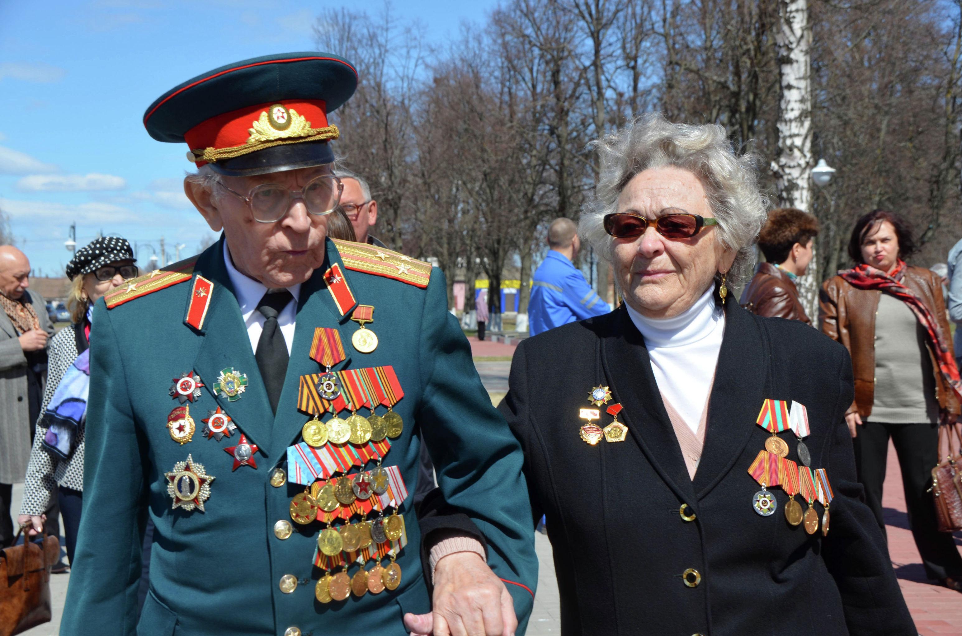 Ветеран ВОВ Котельников Петр, который в 15 лет защищал Брестскую крепость