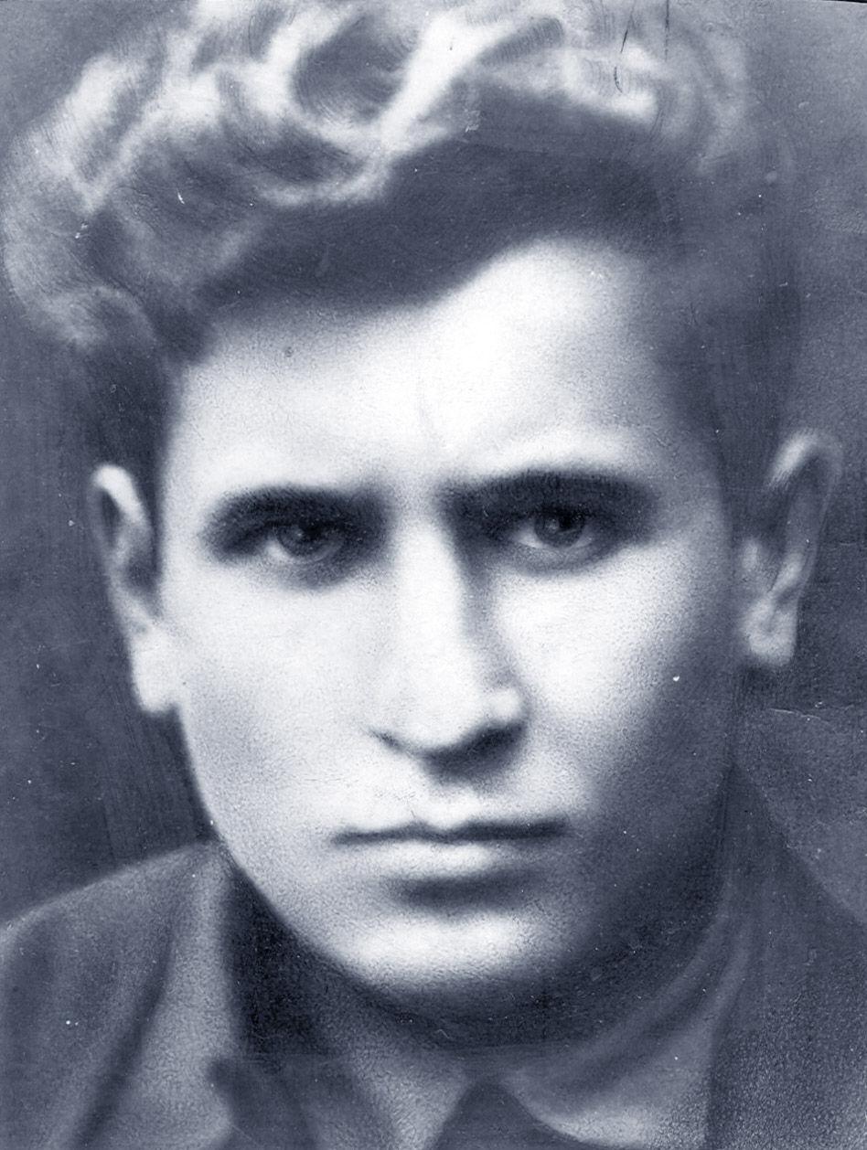 Ветеран ВОВ Саша Подобед, который в 12 лет присоединился к партизанскому отряду Лазо в Белоруссии