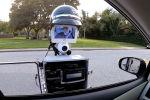 Ученый Рубен Брюэр из некоммерческого научно-исследовательского института SRI International (США) создал робота для автоинспекции.