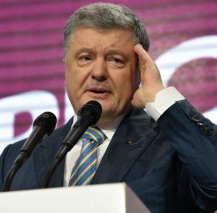 Украинанын мурдагы президенти Петр Порошенко. Архивдик сүрөт