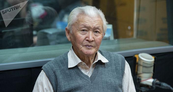 Заслуженный энергетик КР Болотбек Иманалиев