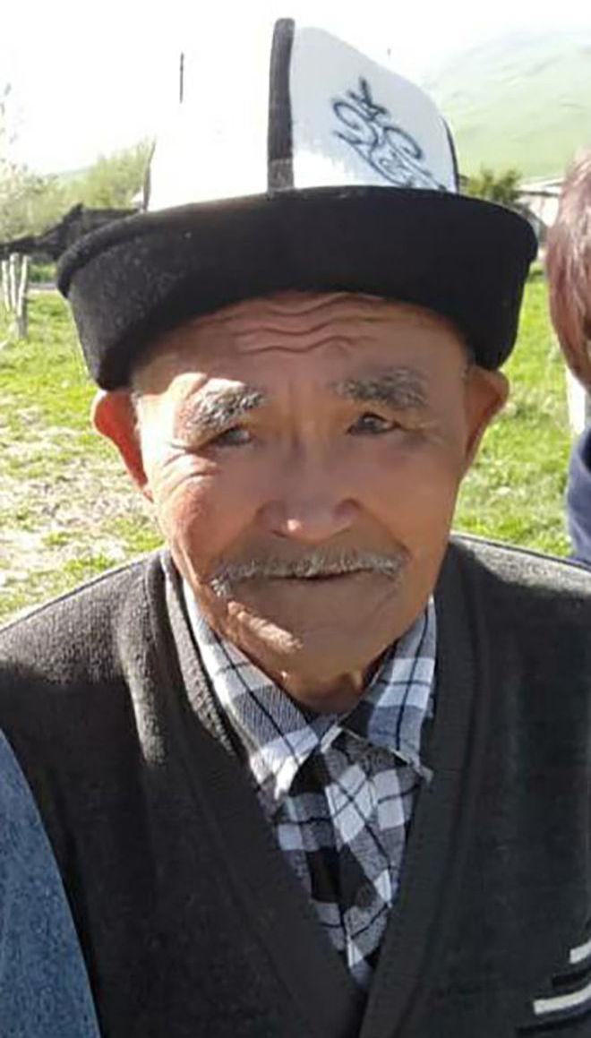 Пропавший в селе Новопавловка Капас Бакбаев