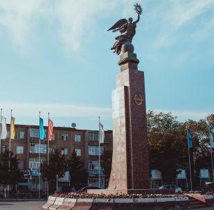 Баткен шаары. Архив