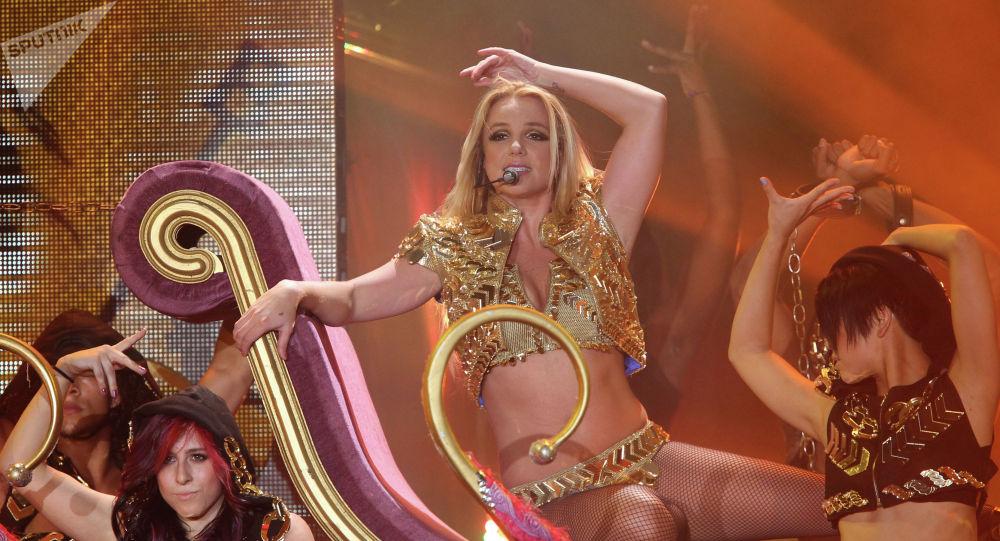 Американская певица Бритни Спирс. Архивное фото