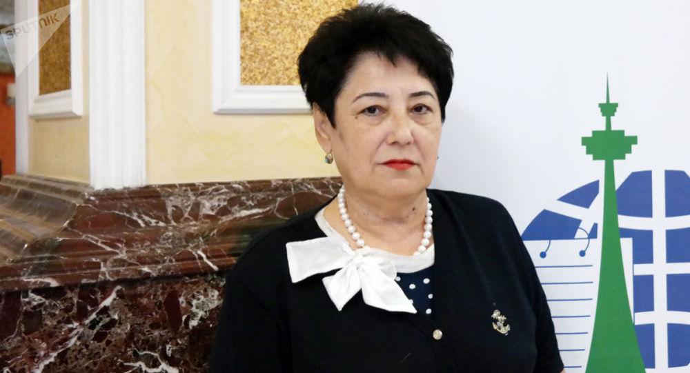Директор Центра переподготовки журналистов Узбекистана Гульнара Бабаджанова. Архивное фото