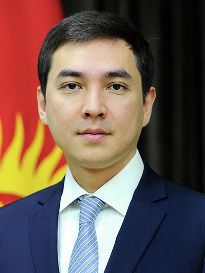 Заместитель заведующего отделом международного сотрудничества Медер Утебаев