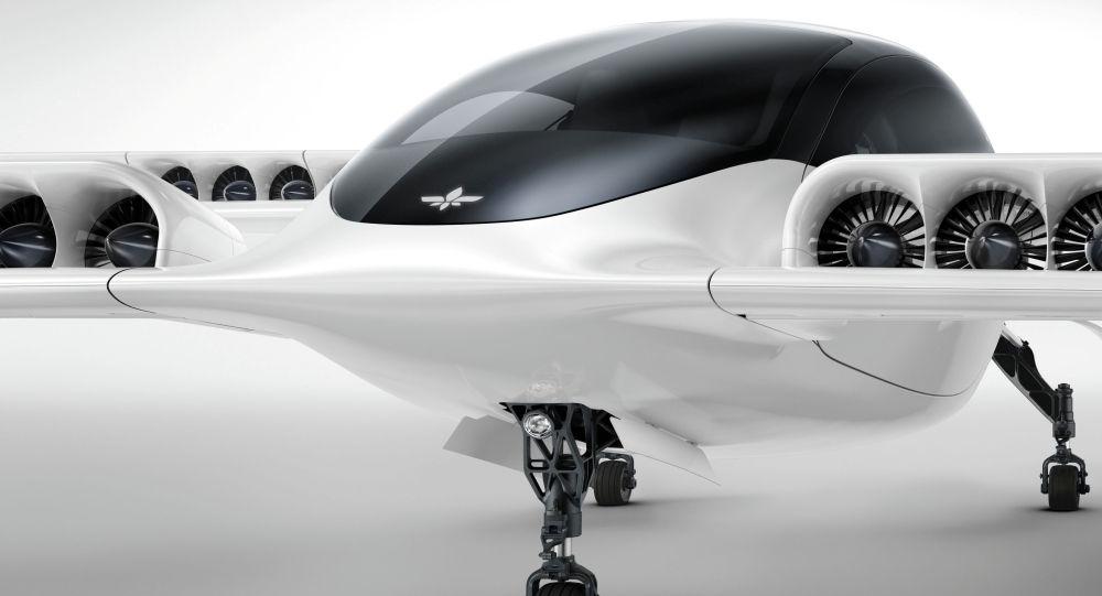 Прототип пятиместного самолета с батарейным питанием, который Lilium надеется ввести в эксплуатацию к 2025 году. 16 мая 2019 года