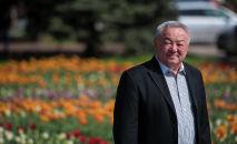 Генерал-майор Шейшенбек Байзаков